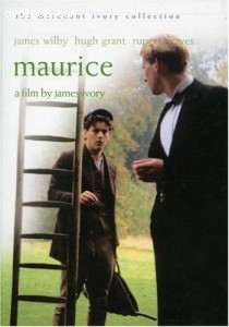 Maurice - The Merchant Ivory Collection Cover