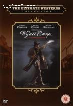 Wyatt Earp:The Ultimate Westerns Collection Cover