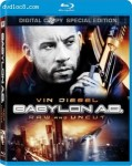Cover Image for 'Babylon A.D. (Digital Copy Special Edition) (Raw and Uncut)'