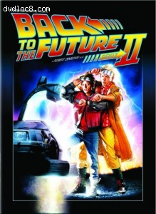 Back to the Future Part II (Ws Dub Spec Sub Ac3) Cover