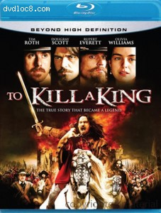 To Kill A King Cover