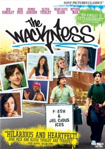 Wackness, The Cover