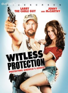 Witless Protection (Widescreen) Cover