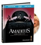 Cover Image for 'Amadeus (Director's Cut with book)'