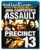 Assault on Precinct 13 (Restored Collectors Edition) [Blu-ray]