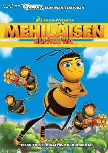 Bee Movie (Nordic Edition) Cover