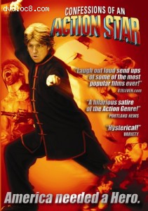 Confessions Of An Action Star Cover