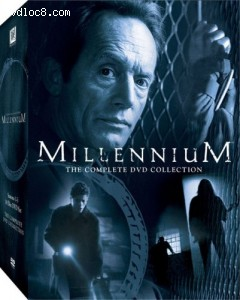 Millennium: Seasons 1-3 (18pc) (Dub Sub Dol) Cover