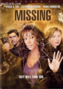 Missing: Season 2 Cover
