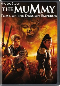 Mummy: Tomb of the Dragon Emperor (Full Screen), The Cover