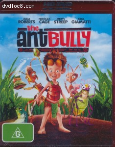Ant Bully, The [HD DVD] (Australia) Cover