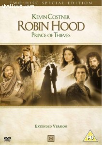 Robin Hood: Prince Of Thieves - 2 disc Special Edition Cover