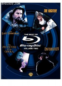 Best of Blu-ray Disc, The: Volume Two (The Last Samurai / The Phantom of the Opera / Unforgiven / The Fugitive)