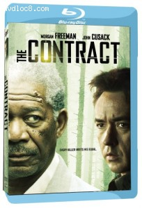 Contract [Blu-ray], The Cover