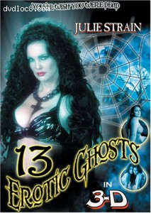 13 Erotic Ghosts Cover