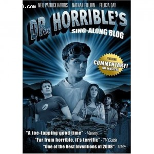 Dr. Horrible's Sing-Along Blog Cover