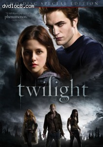 Twilight: Two Disc Special Edition Cover
