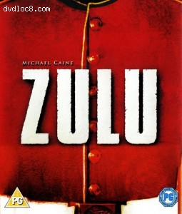 Zulu (Blu-Ray) Cover