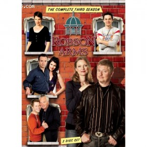 Robson Arms: The Complete Third Season Cover