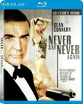 Cover Image for 'Never Say Never Again (Collector's Edition)'