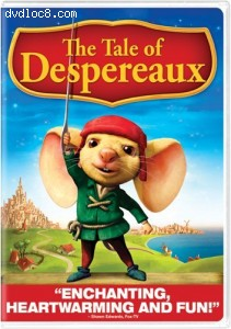 Tale of Despereaux, The Cover