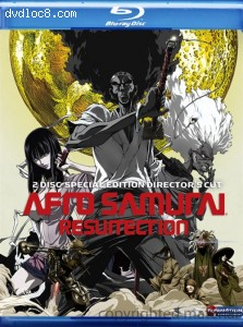 Afro Samurai: Resurrection (2-Disc Special Edition) (Director's Cut) Cover
