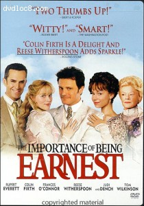Importance Of Being Earnest, The