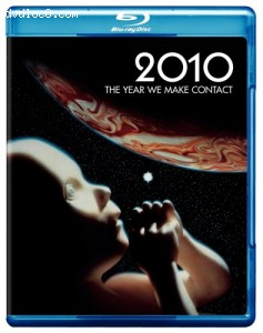 2010: The Year We Make Contact [Blu-ray] Cover