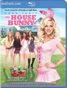 House Bunny (+ BD Live) [Blu-ray], The