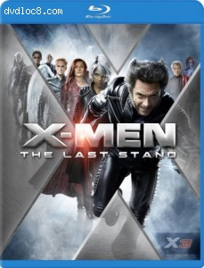 Cover Image for 'X-Men 3: The Last Stand'