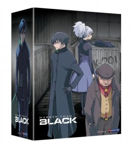 Darker Than Black Starter Set