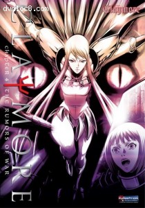 Claymore: Chapter 4 - The Rumors Of War Cover