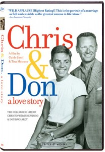 Chris & Don. A Love Story Cover