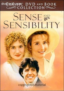 Sense And Sensibility: Classic DVD And Book Collection Cover