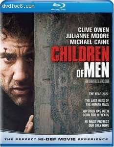 Cover Image for 'Children of Men'