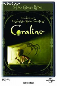 Coraline (2 Disc Collector's Edition)