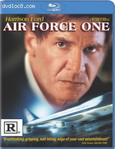 Air Force One [Blu-ray] Cover