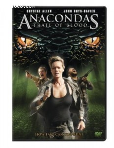 Anacondas: Trail of Blood Cover