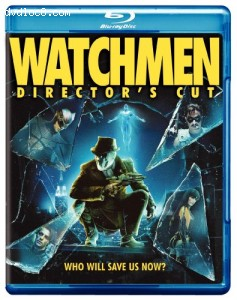 Watchmen (Director's Cut) [Blu-ray]