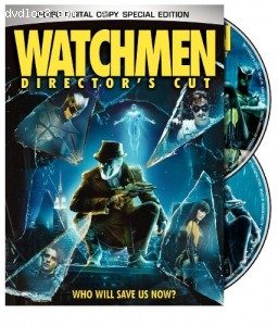Watchmen (Two-Disc Special Edition) (Director's Cut)