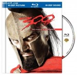 Cover Image for '300: The Complete Experience (Blu-ray Book + Digital Copy and BD-Live)'