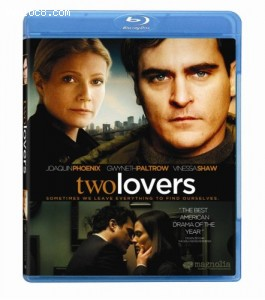Two Lovers [Blu-ray] Cover