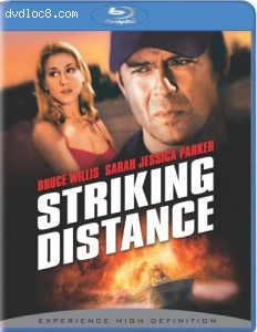 Striking Distance [Blu-ray] Cover