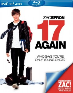 17 Again (Blu-ray/DVD Combo + Digital Copy) [Blu-ray]