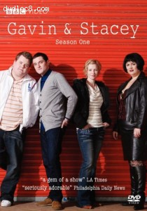 Gavin and Stacey: Season One Cover