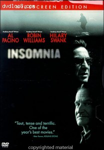 Insomnia (Widescreen)