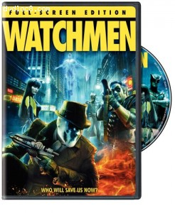 Watchmen (Theatrical Cut) (Full-Screen Single-Disc Edition)
