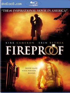 Fireproof [Blu-ray] Cover