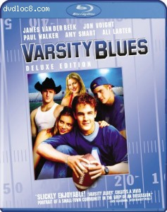 Varsity Blues: Deluxe Edition [Blu-ray] Cover