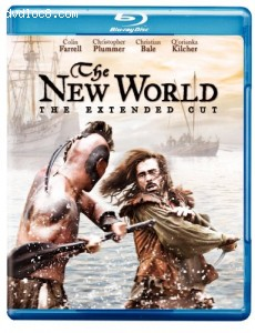 New World (The Extended Cut) [Blu-ray], The